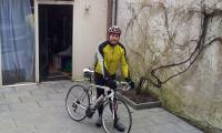 Klaar voor de strijd tegen de elementen. Nieuwe fiets: Trek 2.3 met Shimano 105 triple (voor de liefhebber)