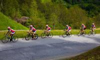 Trainen in de Alpen!
