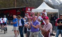 AlpenKanjers supporten de AlpenKanjers op woensdag.