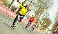 Finish Amstel Gold Race tourversie 150km
